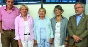 TafelAktiv 02.2014 - der neue Vorstand