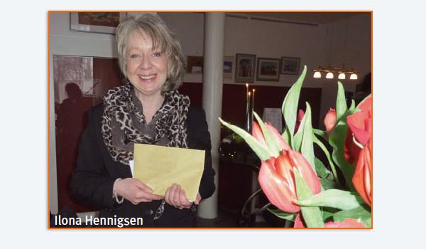 """Ilona Henningsen, Chefin der Praxis """"Point of Balance"""""""