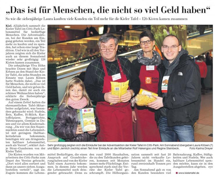 2014-12-08 Pressemitteilung Citti Park Aktion