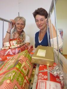 Die Kieler Tafel Weihnachtsfrauen
