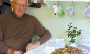 Gerhard Thode Geld zählen