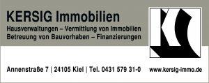 KERSIG Immobilien Kiel Logo