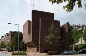 Ausgabestelle in der Wik St. Lukaskirche